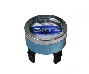 自发光轮毂盖蓝