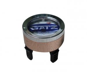 suzhouSelf-luminous wheel cover with copper